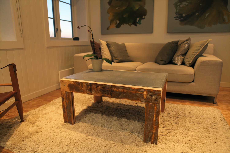 Concrete Coffee Table Creative Concepts